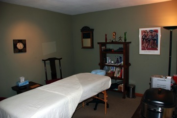 Sports Massage and auto accident PIP office